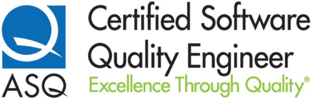 ASQ Software Quality Engineeer
