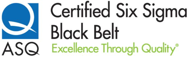 ASQ Six Sigma Black Belt