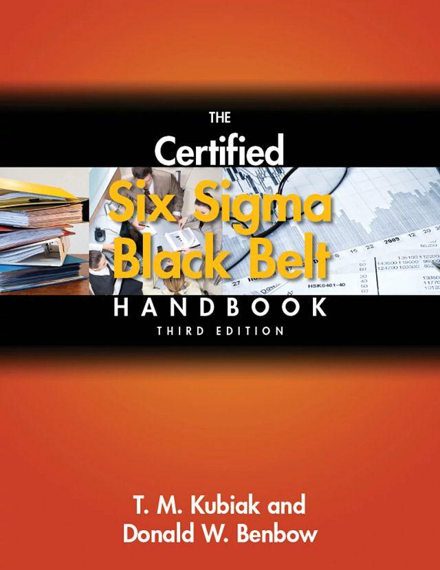 ASQ CSSBB HandBook