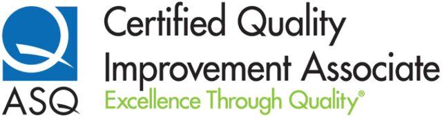 ASQ Quality Improvment Associate