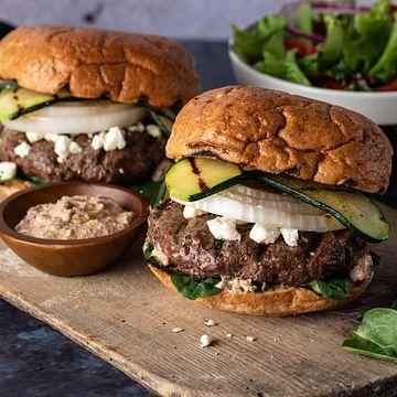 Olympian Burgers