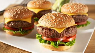 beef cheese burgers