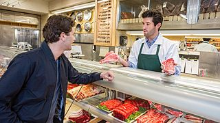 Butcher Counter Associate