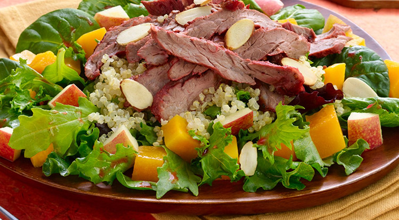 Harvest Steak & Quinoa Salad