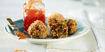 Beef Boudin Boulettes