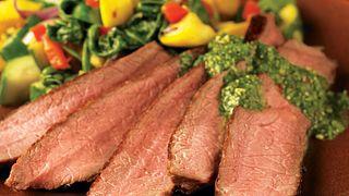 Chimichurri Beef Shoulder Steak