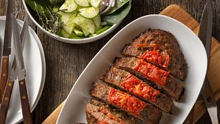Summertime Beef Meatloaf