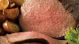 BBQ-Rubbed Beef Roast
