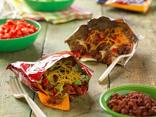 On-the-Go Beef Taco