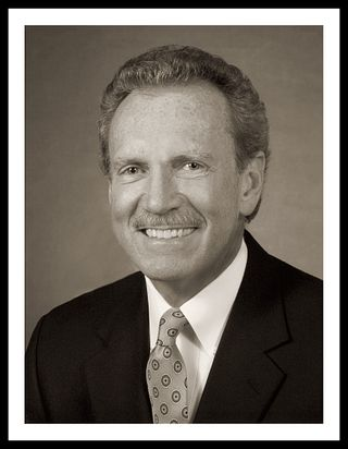 2007 President, John Queen, Waynesville, NC