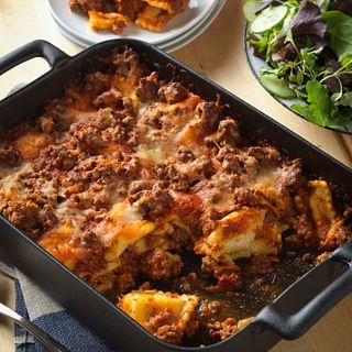 lazy-beef-lasagna