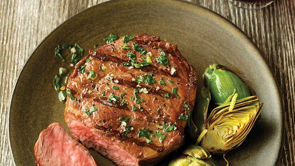 chimichuri-marinated-beef-steaks-aerial
