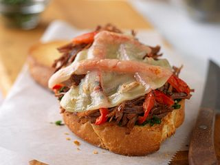 Argentinian Beef Melt