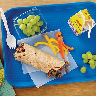 Rock and Roll Beef Wraps
