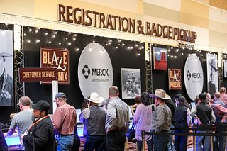 Convention Registration and Badge Pickup