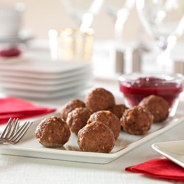 Mini Merry Meatballs