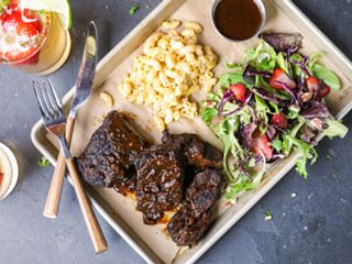Country Style Bourbon BBQ Short Ribs