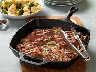 Classic Steak Diane