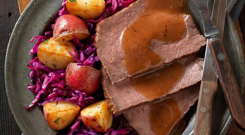 German Beef Sauerbraten