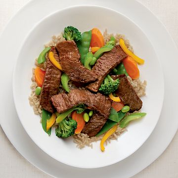Sumptuous Steak Stir-Fry