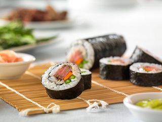 """Sushi"" Beef Roll"