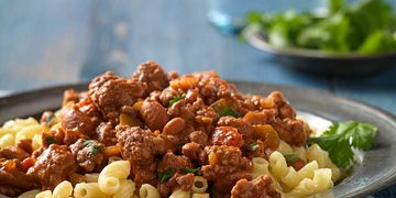 Easy Skillet Chili Mac