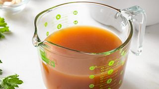 Roasted Beef Stock