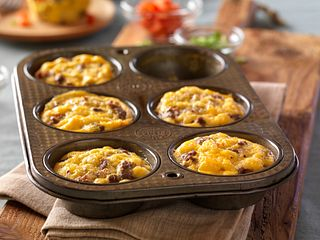 Beef Sausage & Egg Muffin Cups