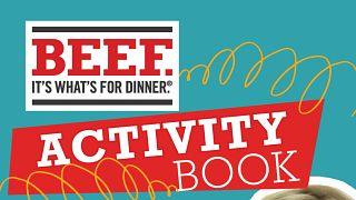 Beef Activity Book