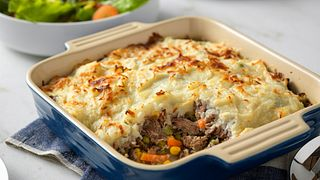 Hearty Shepherd's Pot Roast Pie