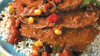 Southwest Beef Pot Roast