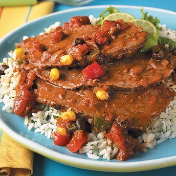 Southwest Beef Pot Roast