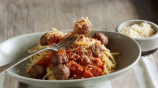Spagehtti and Meatballs