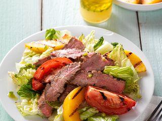 Southwestern-Style Beef Salad
