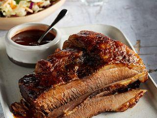 Texas BBQ Beef Brisket