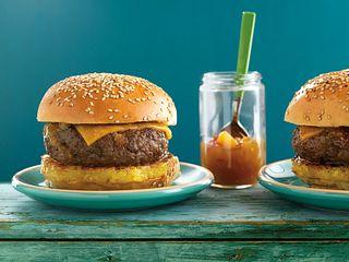 Calypso Beef Burgers