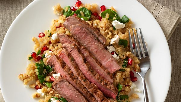 pomegranate-steak-with-quinoa-square