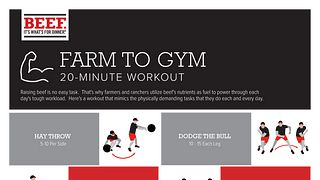 Farm to Gym 8x11
