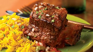 Chipolte Braised Short Ribs