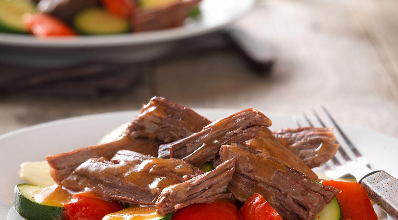 After-Work Beef Pot Roast Dinner