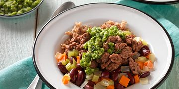 Caribbean Beef Bowl