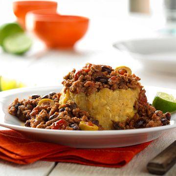 Puerto Rican Beef & Plantians (Beef Mofongo)