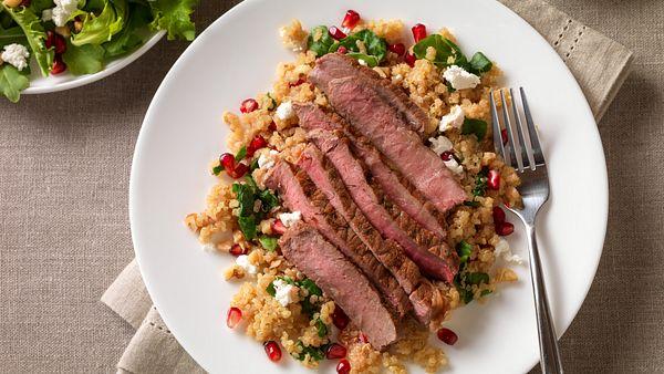 pomegranate-steak-with-quinoa-horizontal