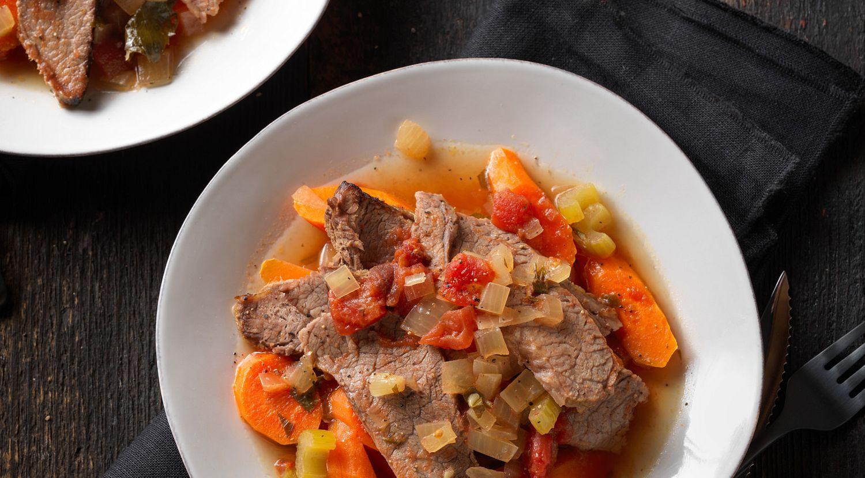 Classic Braised Beef Brisket