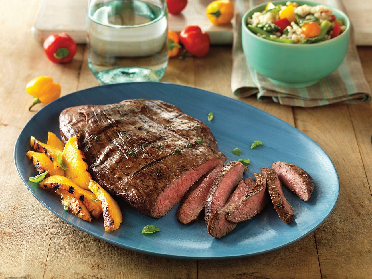 balsamic-marinated-flank-steak
