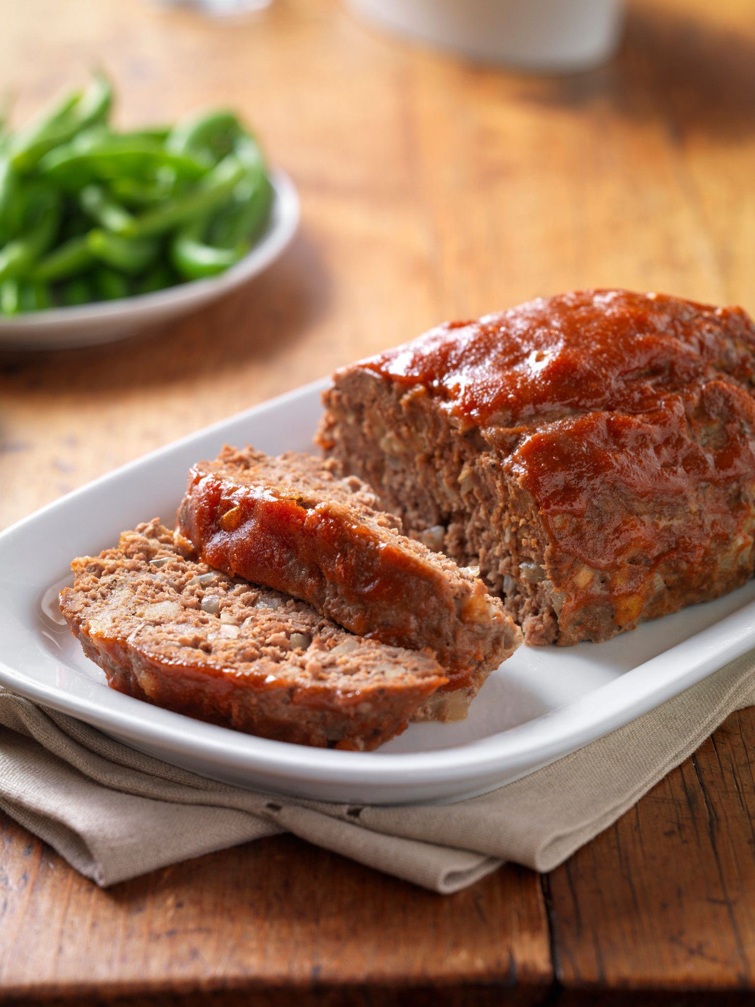 Classic Beef Meatloaf