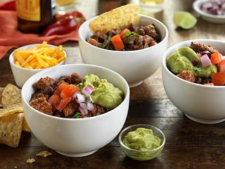 Hearty Steak and Bean Chili