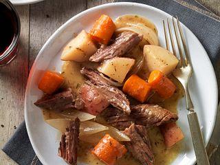 Yankee Beef Pot Roast