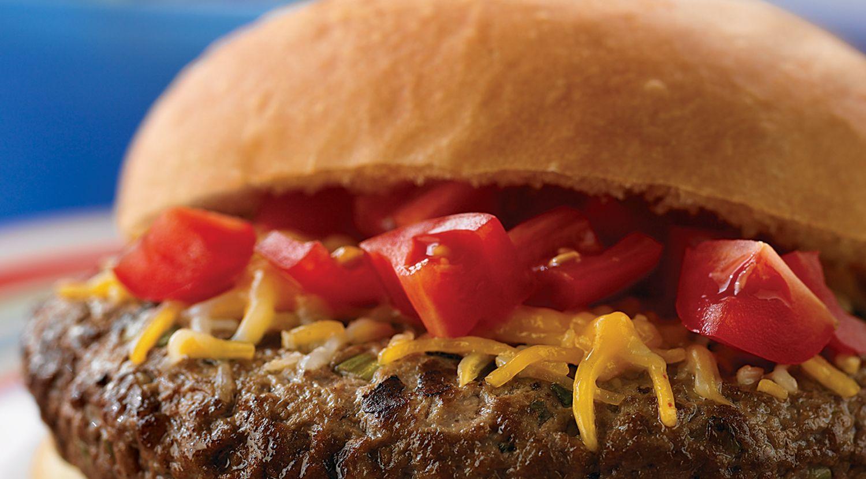 Southwest Cheeseburgers