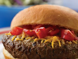 Southwest Cheeseburgers
